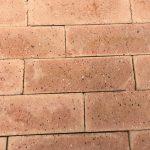 Duet Coral - Brick Tiles - Culture Company Port Harcout